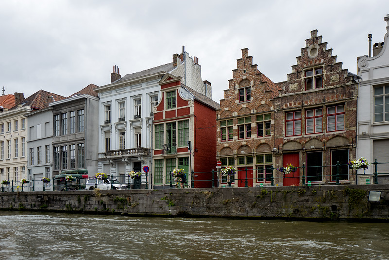 Canal Trip, Ghent
