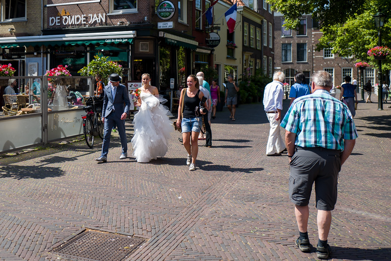 The Bride, Delft