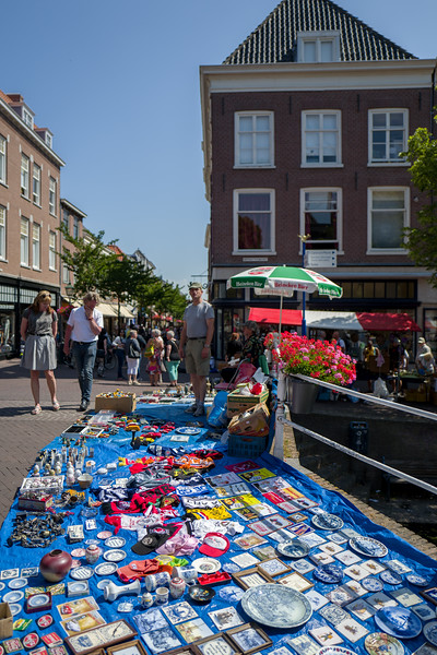 Delft, Saturday Market
