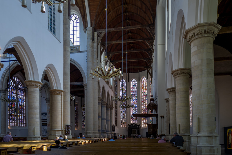 Oude Kerk, Delft