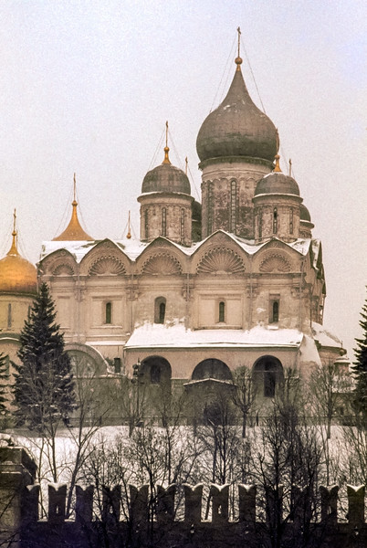 Moscow - January 1st