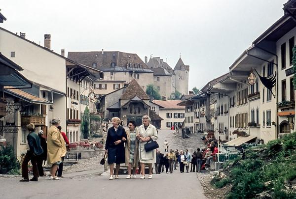 Gruyères June 1973