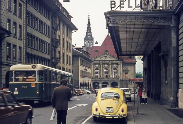 Switzerland June 1973