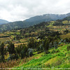 This is a good view of Cayambe highlands. A very picturesque town.