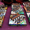 Otavalo Market<br /> <br /> These chess sets are beautiful!