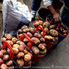 Otavalo Market<br /> <br /> Potatoes, potatoes and more potatoes.
