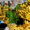 Otavalo Market<br /> <br /> Different types of bananas.