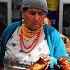 Otavalo Market<br /> <br /> Opppssss....Mama' please no touching!