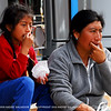 Otavalo Market<br /> <br /> They have done eating now they are picking their teeth.