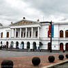 The Teatro Municipal of Quito