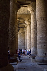 20100804 0917 Temple of Horus , Edfu, Egypt _MG_3119 A