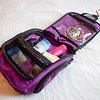 NeatPack Compact Hanging Toiletry Bag