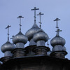 Itzhi. A collection of medieval churches with onionshaped domes made from tiles from threes. UNESCO heritage.