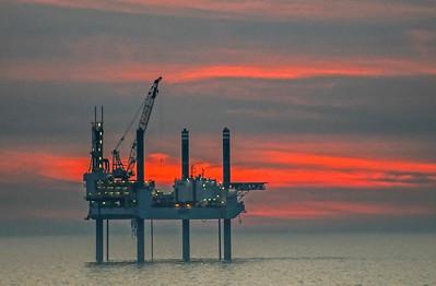Sunset North Sea Oil Platform 2376-2.jpg