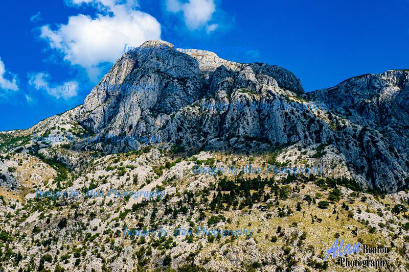 Montnegro - Karst formations