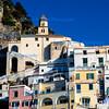 Amalfi, Italy - Typical housing