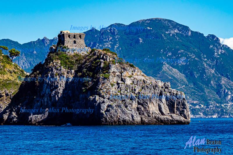 Capa di Conca, Amalfi