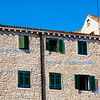 Sibenik, Croatia - Local housing