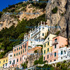 Amalfi, Italy - Clinging to the Mountain