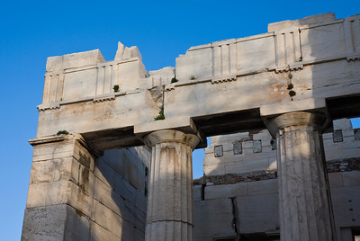 Acropolis detail