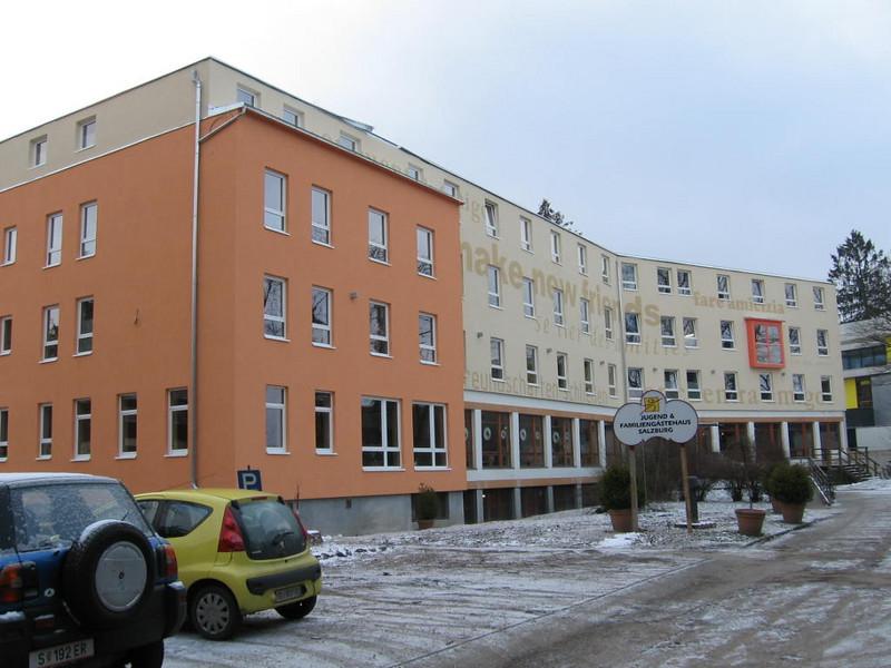 Salzburg 001 hostel