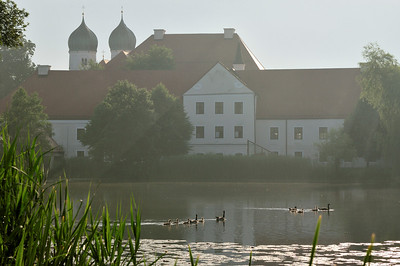 Kloster Seeon, Monastery Turned Conference Center