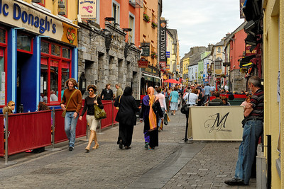 Town Center, Galway
