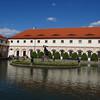 Walenstein Garden: Walenstein Palace built 1623-1630. Wallenstein was Chief of Imperial Forces in 30 years war; was assassinated by order of Ferdinand II.