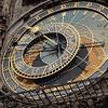 Prague: famous town hall astronomical clock