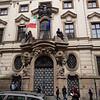 Italian Embassy; old palace
