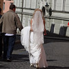 Another bride; After Prague we visited the lovely spa town of Karlovy Vary near the border of Germany.