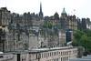 Old Town from North Bridge, Edinburgh