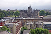George Heriot's School from Castle Hill, Edinburgh