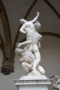 The Abduction of the Sabine Woman