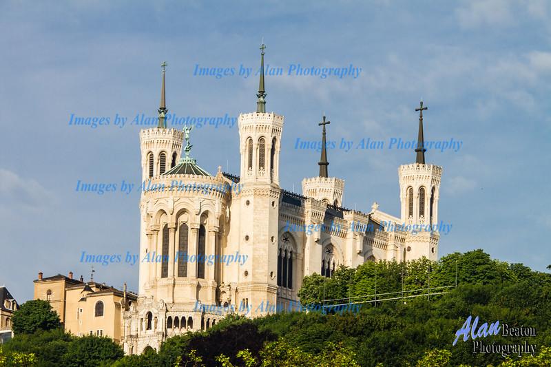Basilque de Notre Dame de Fourviere, Lyon