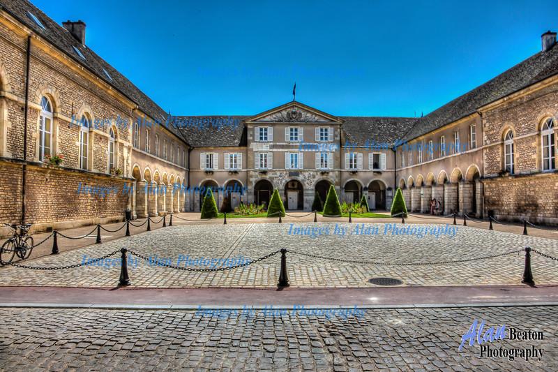 Hotel de Ville, Beaune, Burgundy