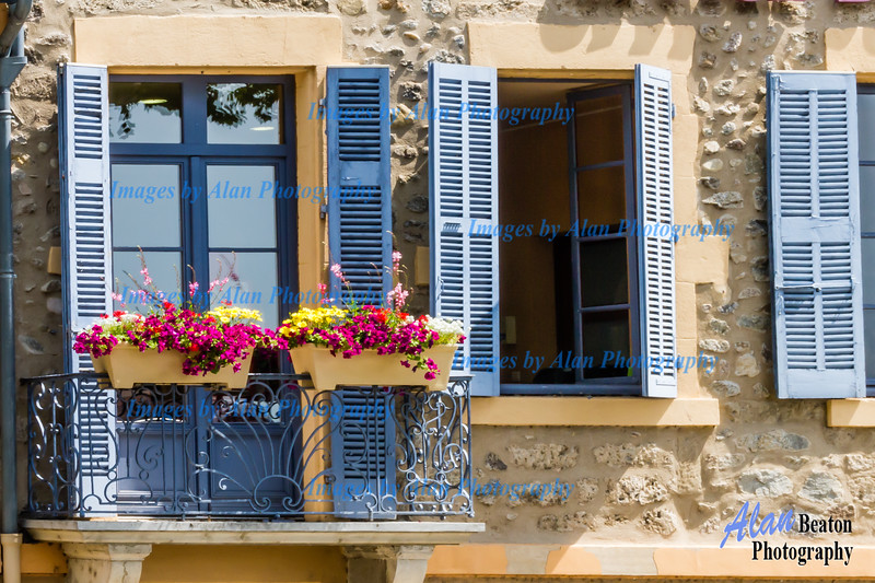 House decoration, Tournon sur Rhone