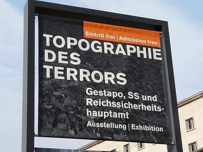 2011 Berlin- Topography of Terror Museum