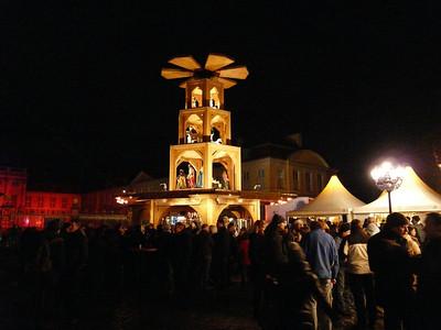 2011 Berlin-Charlottenburg Palace Christmas Market