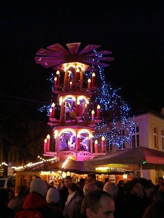 2011 Potsdam Christmas Market and city tour