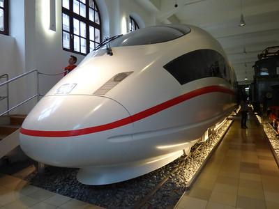 2014 Deutschebahn Railway Museum + Communications Museum, Nuremberg, Germany
