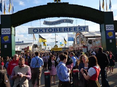 2015 Oktoberfest, Munich, Germany