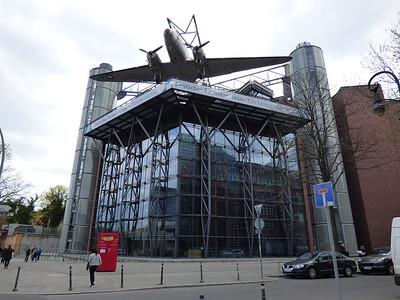 2015 Technikmuseum, Berlin (rail, aviation and more)