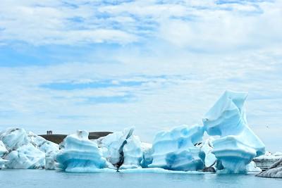 Jokulsarlon  Iceberg Lagoon 1