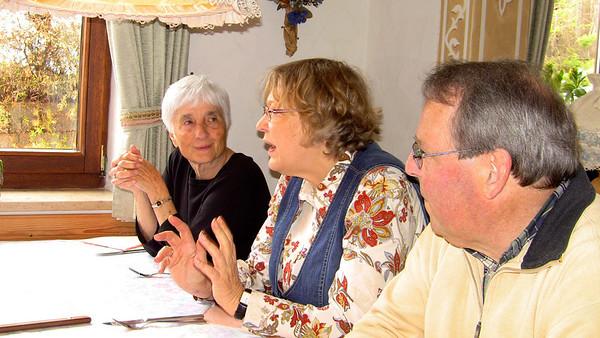 Visit with Isolde & Detlev