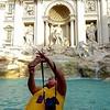 Rome Trevi Fountain 03