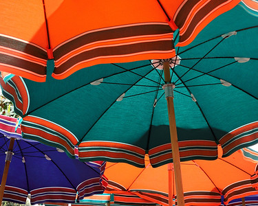 Vernazza, Umbrellas - M