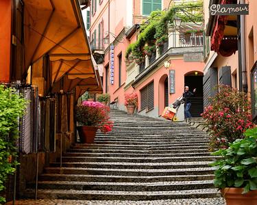Bellagio Street Scene