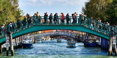 Bridges Near the Grand Canal