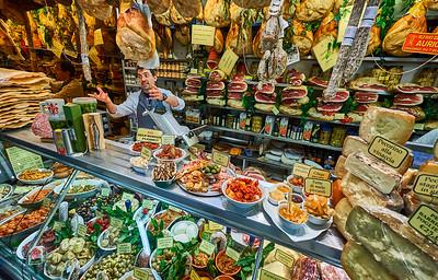 Florence -- central market